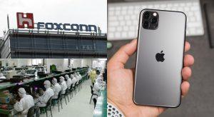 Sisi Gelap Operasi Kilang iPhone Foxconn 6