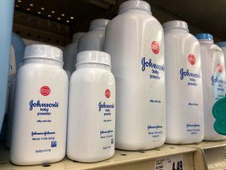 Johnson & Johnson Tiada Asbestos