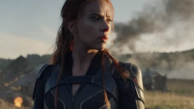 Tonton Trailer Black Widow