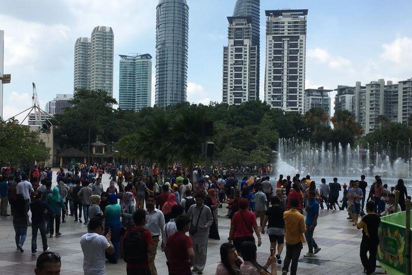 Malaysia Ibarat Syurga Pendatang