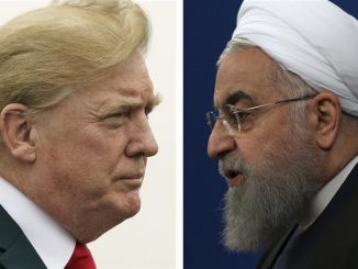 Iran AS Cetus Perang Dunia Ketiga
