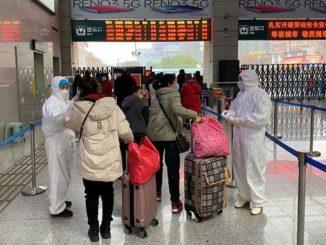 Rakyat Malaysia Terkandas Di China Mahu Pulang