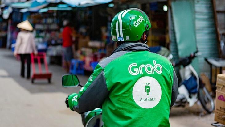 Grab Lancar GrabBike Lembah Klang