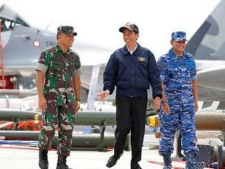 Indonesia Hantar Jet Pejuang Berdepan China 1