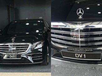 Kelantan Beli Mercedes Benz Kenderaan Rasmi Kerajaan 2