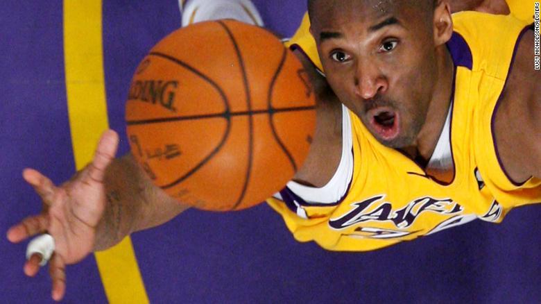 Bintang NBA Kobe Bryant Maut Nahas Helikopter 2