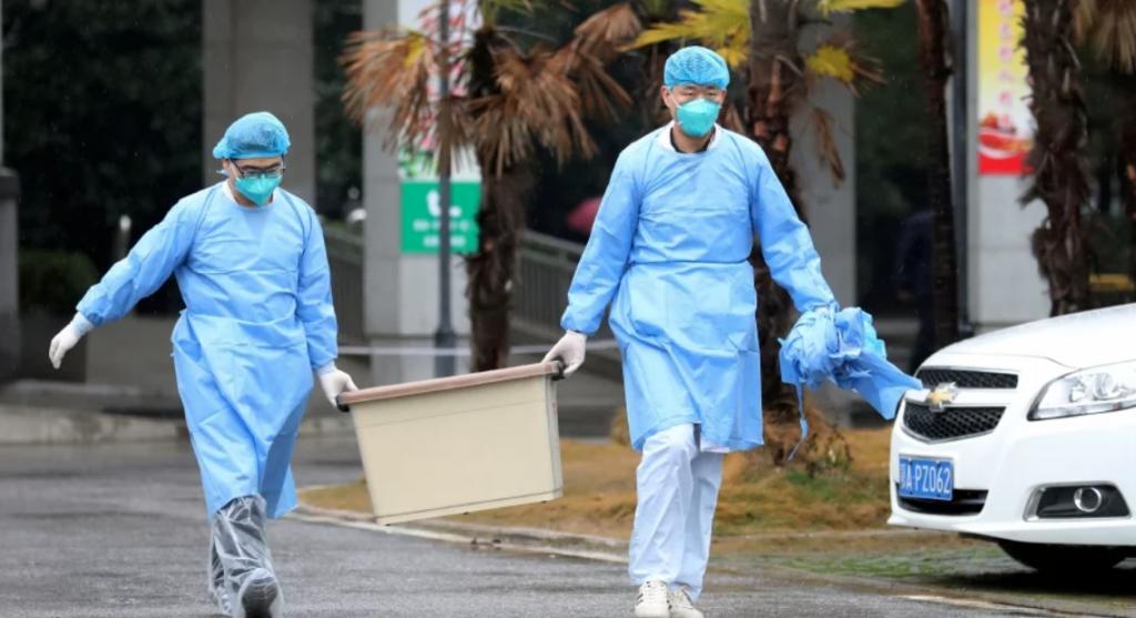 Koronavirus Pertama Di Malaysia