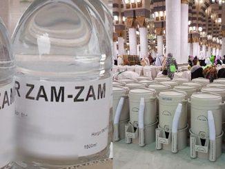 Larangan Penjualan Air Zam-Zam 2