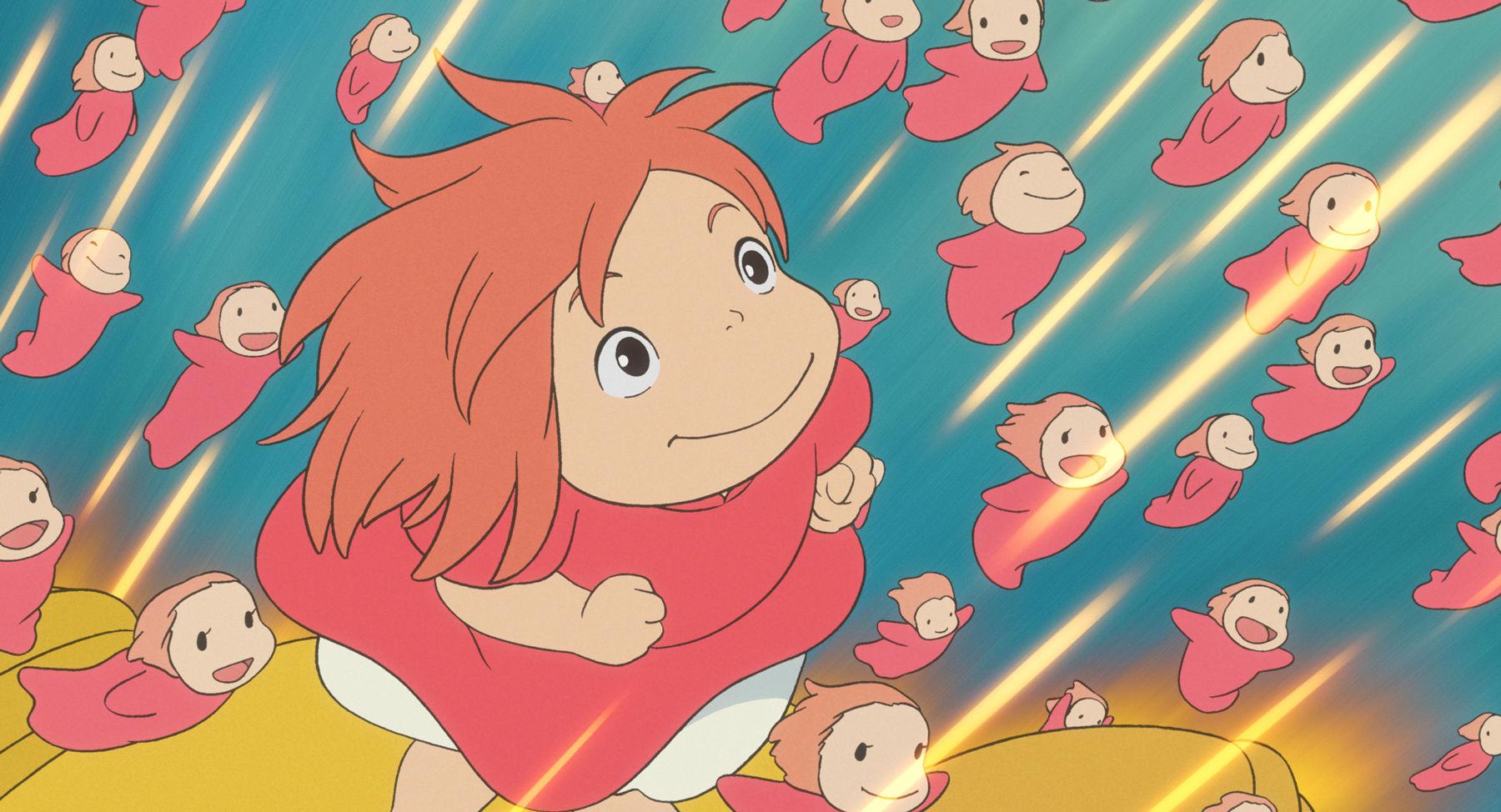 Netflix Bawa Filem Studio Ghibli 1