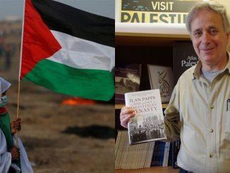 Sejarawan Israel Disenarai Hitam Gara-Gara Nyatakan Sokongan Pada Palestin 3