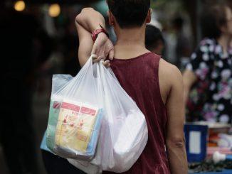 Thailand Larang Penggunaan Beg Plastik