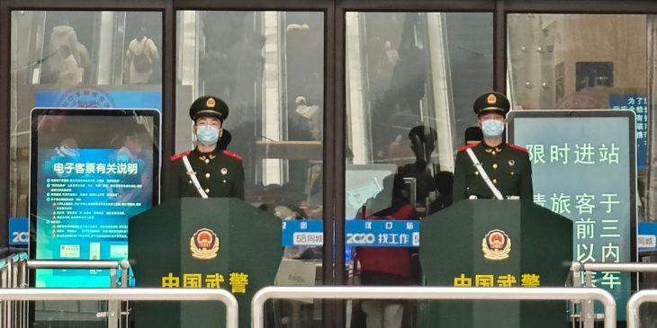 Cara China Tangani