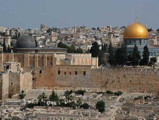 masjid Al-Aqsa Ditekan Israel 2