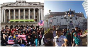 Rakyat Malaysia Memilih Belajar Uk, Melancong Ke Jepun