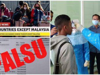 Senarai Berita Palsu Koronavirus Di Malaysia