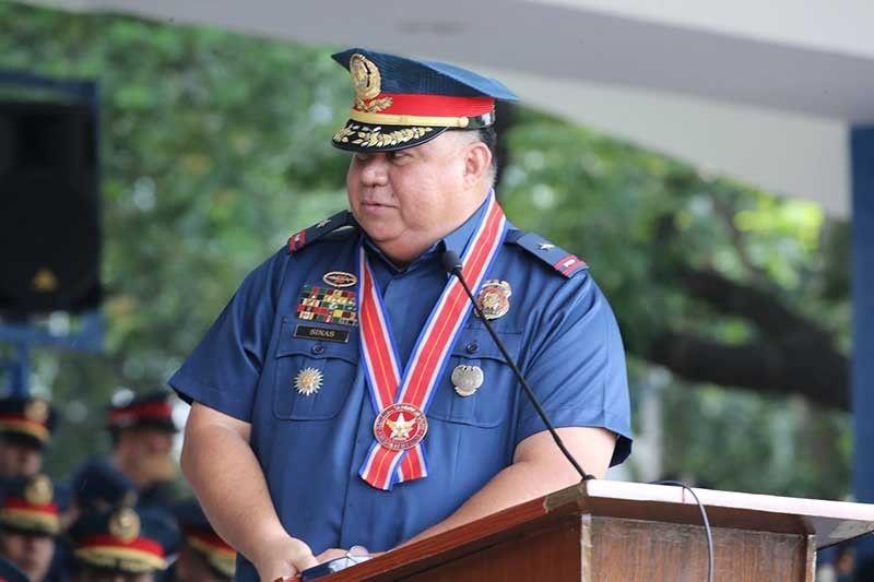 Tiada Kenaikan Pangkat Polis Gendut Filipina