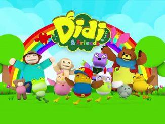 Didi & Friends Terima Anugerah Asian Television Awards