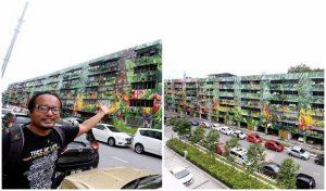 Mural Terbesar Di Malaysia Indah UPC