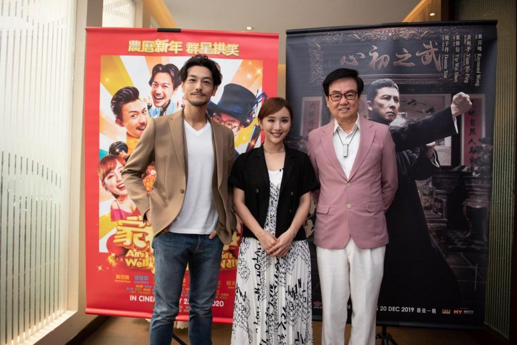 Penerbit Ip Man Tunai Janji Kembali Ke Malaysia Sebagai