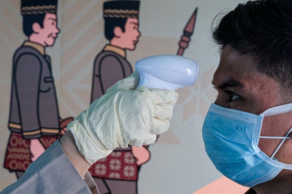 Topeng Mulut Dan Hidung Indonesia Harga Lebih Emas