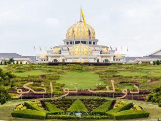 Peranan Agong Dalam Pembentukan Kerajaan