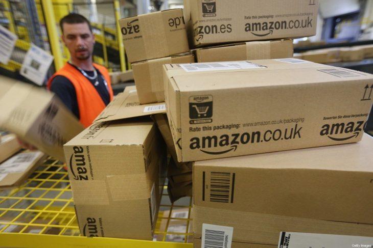 Amazon Hanya Tawarkan Penghantaran Percuma Ke Israel Tidak Palestin
