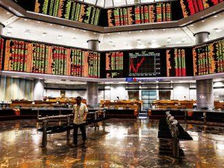 Bursa Malaysia Turun Ke Paras Terendah
