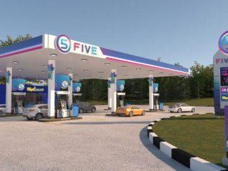 FIVE Jenama Stesen Minyak Baharu Di Malaysia 1