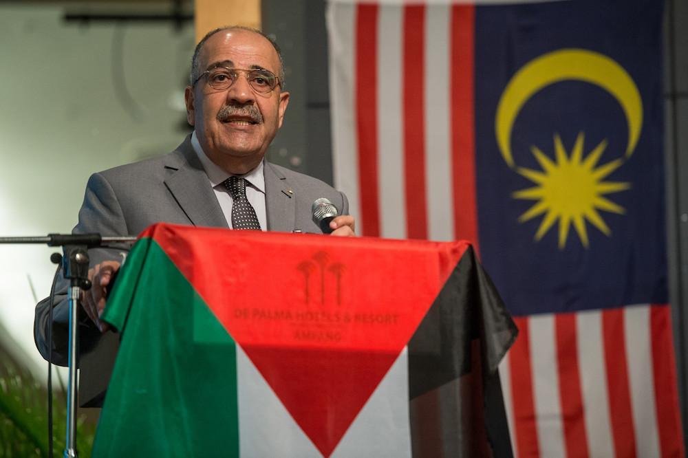 Palestin Sudah Lama Tidak Terima Sumbangan Rakyat Malaysia