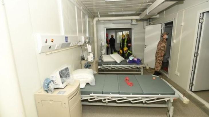 China Siap Bina Hospital Kedua Kornavirus