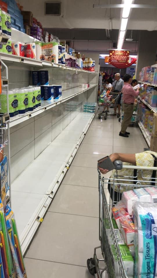 Koronavirus Pasar Raya Singapura 7