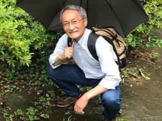 Berhenti Guna Tandas Lelaki Jepun Buang Air Besar Di Kawasan Terbuka