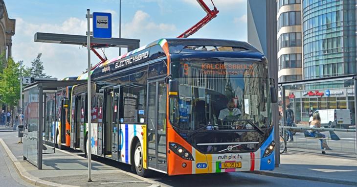 Luxembourg Negara Pertama Tawar Perkhidmatan Pengangkutan Percuma 1