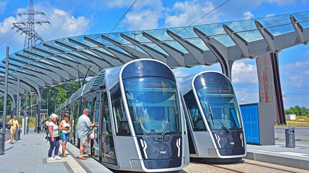 Luxemborg Negara Pertama Tawar Perkhidmatan Pengangkutan Percuma