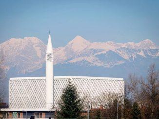 Selepas 50 tahun Masjid Pertama Slovenia