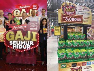 Nestle Gaji Seumur Hidup 3