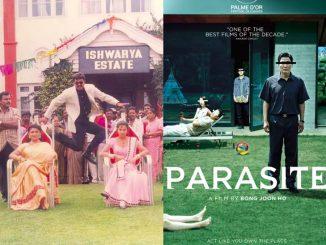 Parasite Plagiat Filem Tamil