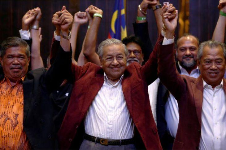 Permainan Politik Tun Mahathir 1