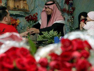 Sambutan Hari Kekasih Di Arab Saudi 3