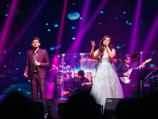 Shreya Goshal Nyanyi Lagu Cindai
