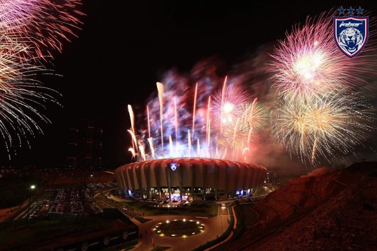 Stadium Sultan Ibrahim Tercanggih Di Asia Tenggara