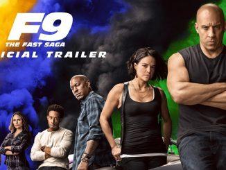 Trailer Rasmi Fast Furious 9