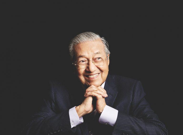 Tun Mahathir Perdana Menteri Ke-8