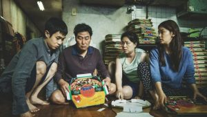 Parasite Rangkul Empat Anugerah Oscar