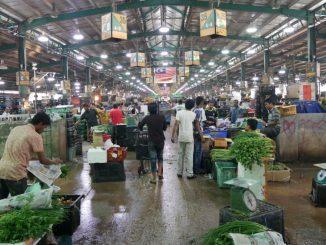 Warga Asing Dominasi Jualan Sayuran