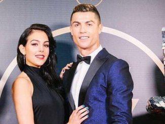 Cristiano Ronaldo Gembira Beri Elaun Ratus Ribu Sebulan Kepada Tunang