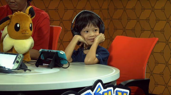 Kanak-Kanak 7 Tahun Juara Pokemon Antarabangsa 20203