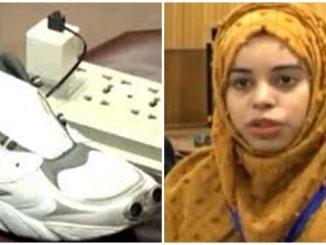 Pelajar Pakistan Cipta Kasut Pintar Untuk Orang Cacat Penglihatan