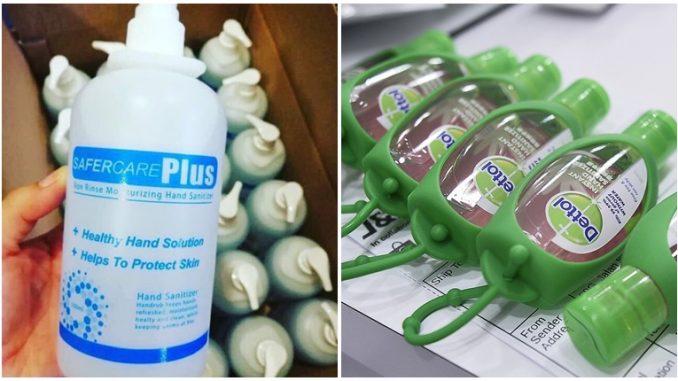 Raih Pendapatan Jual Hand Sanitizer Dalam Talian