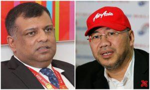 Dakwaan Rasuah AirAsia Tony Kamarudin Lepas Jawatan